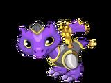 Warrior Prince Dragon