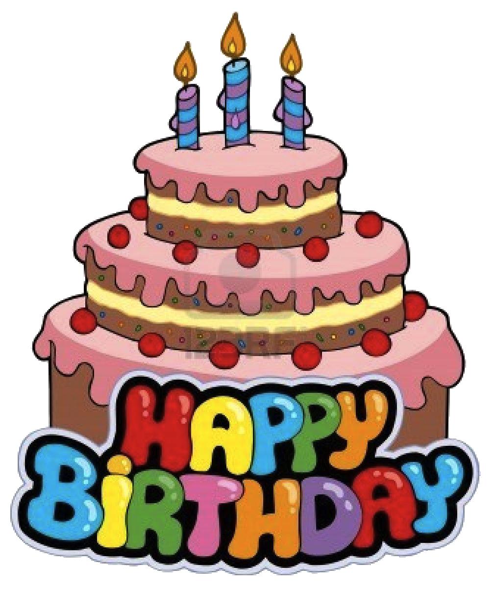 Birthday Cake With Math