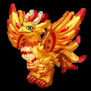 Lunar Rooster Adult