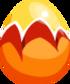 Zinnia Egg