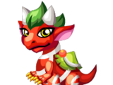 Hauliday Dragon
