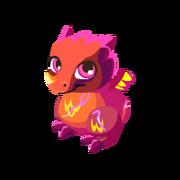 Bright Phoenix Baby
