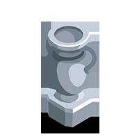 Amphora Silver Trophy