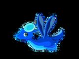 Blue Moon Dragon