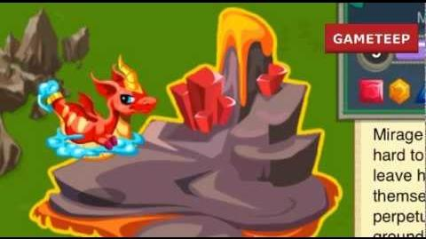 How to Breed Mirage Dragon in Dragon Story