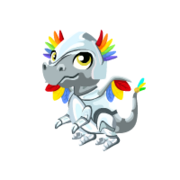 Rainbow Sentinel Baby