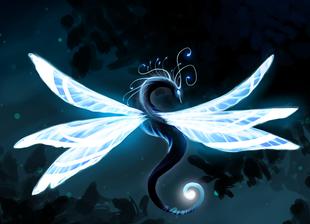 Summer dragon by marshlights-d4759qx