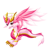 Rose Angel Adult