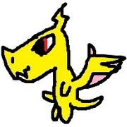 Voltage Dragon Baby