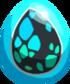 Neo Turquoise Egg