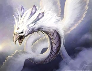 Sky dragon JW