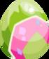 Tourmaline Egg