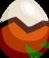 Coconut Egg