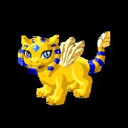 Sphinx Juvenile