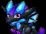 Dark Air Dragon
