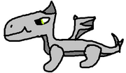 Steel Dragon Baby
