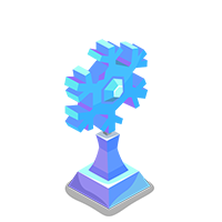 Wonderfrost Crystal Trophy