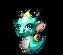 Spellspine Dragon