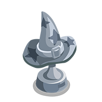 Witch Silver Trophy