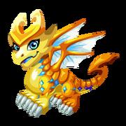 Golden Juvenile