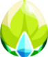 Life Emerald Egg