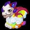 Rainbow End Baby