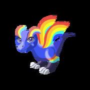 Lunar Rainbow Juvenile
