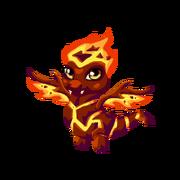 Fire Giant Juvenile