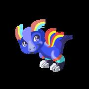 Lunar Rainbow Baby