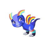 Lunar Rainbow Dragon