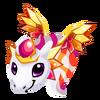 Rainbow Queen Baby