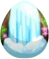 Waterfall Egg
