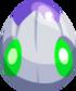 Pale Lantern Egg