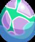 Seaglass Egg