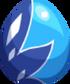Star Lorikeet Egg