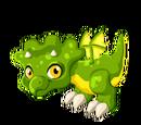 Triceratops Dragon