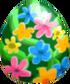 Wildflower Egg