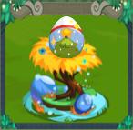 EggSnowGlobe