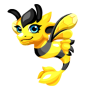 Hive Queen Juvenile
