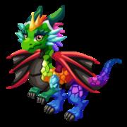 Neo Rainbow Adult