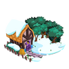 Large Frozen Farm
