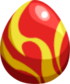Flame Queen Egg