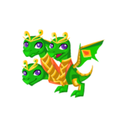 Emerald Knight Juvenile