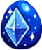 Sapphire Egg