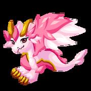 Rose Angel Juvenile