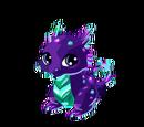 Dark Crystal Dragon