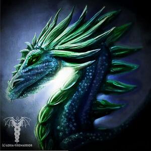 1309213406 night dragon speedpaint by gosia firewarrior-d3jz91z