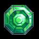 Large Emerald
