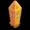 Sandstone Obelisk