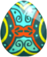 Tarot Egg